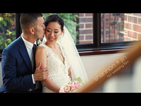 Long Beach Art Museum Wedding Film, Shannon and Jin