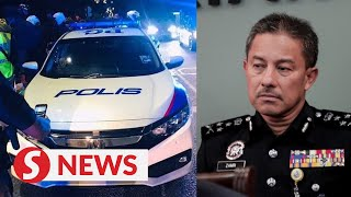 Police launch internal investigation over stolen patrol vehicle