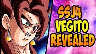 Super Saiyan 4 Xeno Vegito is Born!!!