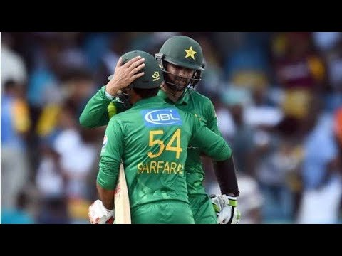 Sarfaraz Ahmed & Shoaib Malik fight clearity