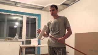 видео Как правильно покрасить потолок своими руками
