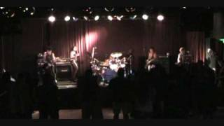 """Saints of Ruin """" Bloodletting"""" (Concrete Blond) September 10th, 2009 live"""