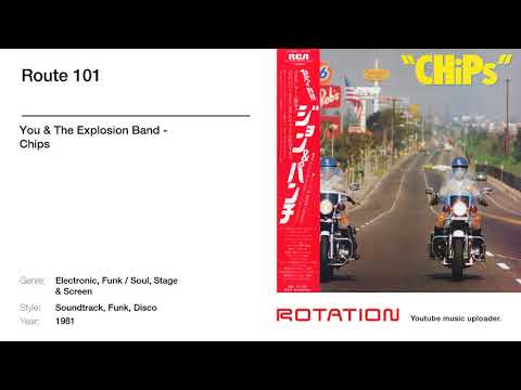 You & The Explosion Band - Route 101