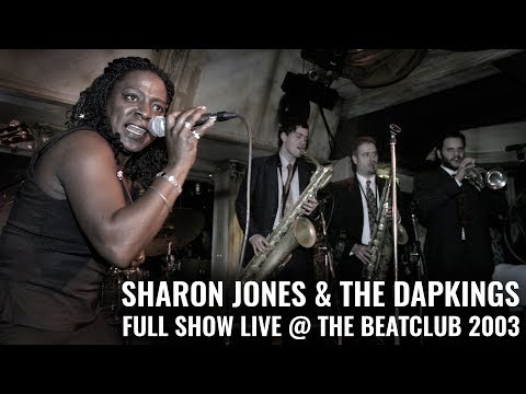 Sharon Jones & The Dapkings Live @ Dolhuys Dordrecht 2003 HQ