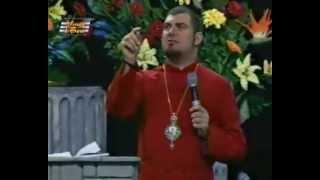Верон Аш -  Семинар о духовной брани за 30-сек