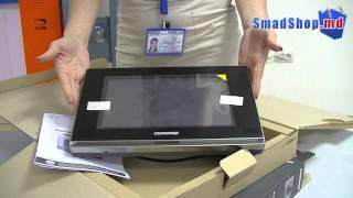 Видеодомофон Commax CDV-1020AE (Gray/Black) Кишинёв. Молдова(, 2013-06-17T14:00:10.000Z)