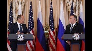 VOA连线(张蓉湘):美俄外长双边会晤,中国应被纳入军备控制谈判