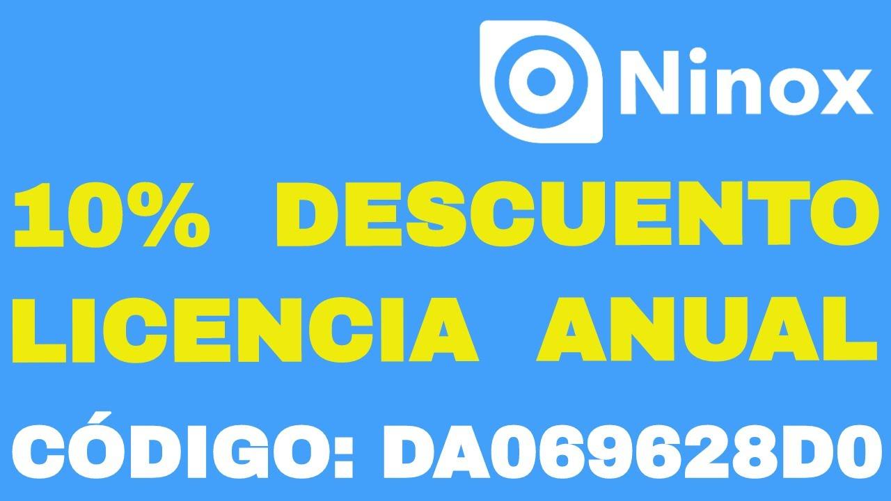 10% de descuento en Licencias Anuales de Ninox Cloud