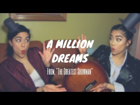 the-greatest-showman-|-a-million-dreams-|-cover