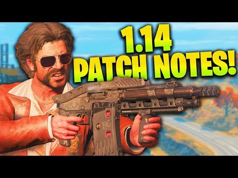 NEW 1.14 UPDATE PATCH NOTES! All MAJOR CHANGES In The Black Ops 4 1.14 Update!