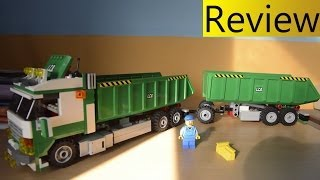 Lego City Heavy Hauler [7998] Review