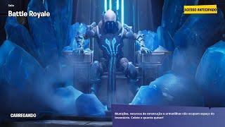 Fortnite star Secret Week 7 chutes de neige