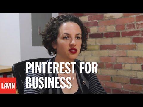 Pinterest for Business: Internet Speaker Alexandra Samuel