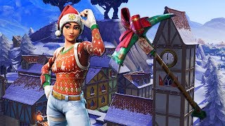 CHRISTMAS SKINS ON FORTNITE ARE BACK! NOG OPS - YULETIDE RANGER ARE BACK! (Fortnite Battle Royale)