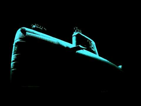 Nuclear Submarine Sleepmaker Ambient Deep Bass ASMR Relaxation and Focus for 6 Hours