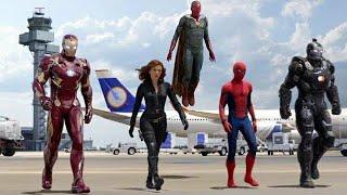 Yalili yalila full arabicsong|civilwar |Rip ironman | latest avengers | most power Avengers|