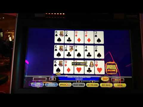 Ultimate X Bonus Streak Video Poker