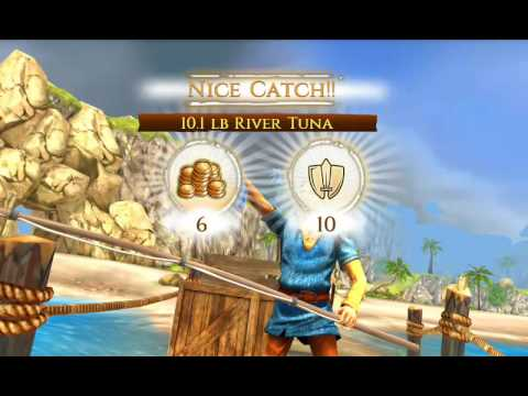 Beast Quest Sepron - Fishing! (Quest 9 & 10) |