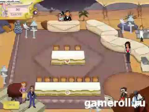 Wedding dash/Свадебный переполох #1 (Тур 1.1)