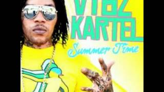Download VYBZ KARTEL - SUMMER TIME - PART 2 - SUMMER WAVE RIDDIM - MAY 2012 MP3 song and Music Video