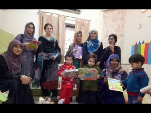 Pre-Schooling In Daycare Center (LCWU Lahore, ACP)