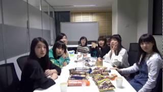 ebichuTV(2017.03.14)~放送前の約3分間~/真山りか/安本彩花/廣田あい...