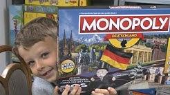 Monopoy Deutschland (Hasbro) - ab 8 Jahre - Zuschauerwunsch - spielt man das noch?