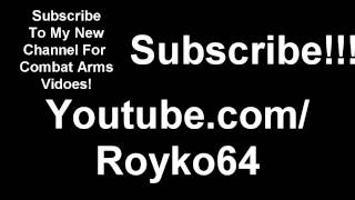 New Channel: Royko64 (Subscribe to that channel for CA videos!)