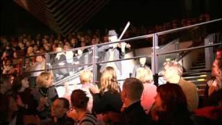 David Garrett - He's A Pirate live at Tempodrom