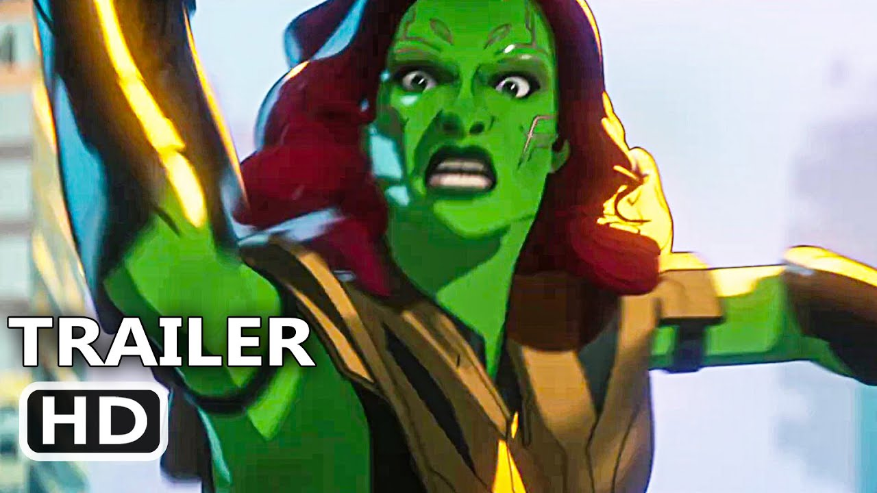 WHAT IF Trailer 3 (2021) Marvel