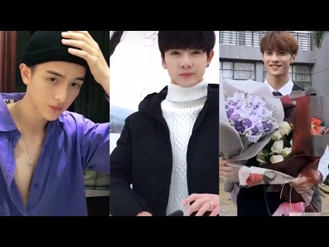 Handsome And Cute Boys In Tik Tok Chaina