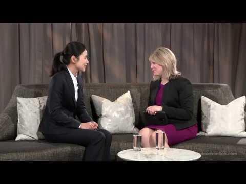MWC 2018 INTERVIEW: Zhang Haiyan