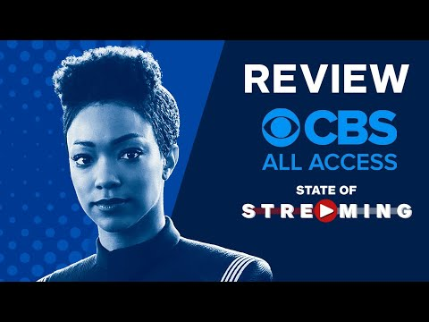 CBS All Access Review (2019)