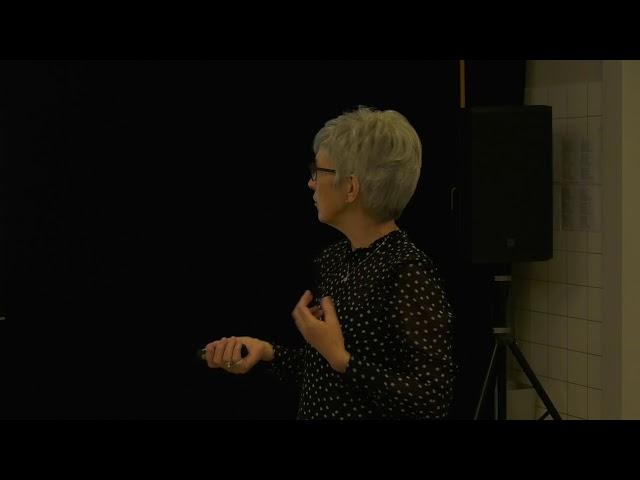 Foredrag Fra Skolepige til Billedkunstner del 1 af 2