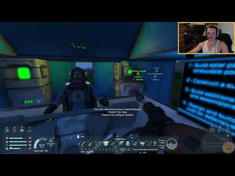 Space Engineers with THE SHOW! - Part #5