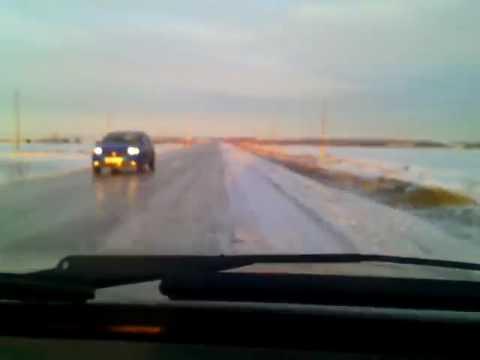 Дорога Малмыж-Марималмыж