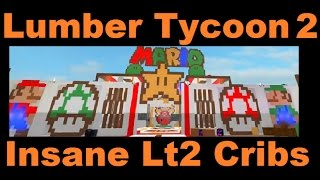 Amazing Builds : Lumber Tycoon 2 | RoBlox