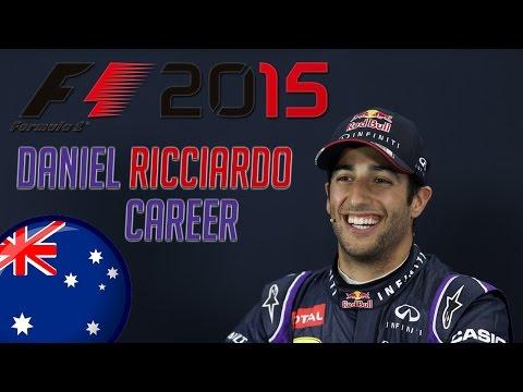 F1 2015 Career Mode    Daniel Ricciardo: Australian GP (Part 1)