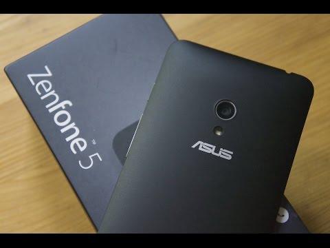 Обзор ASUS Zenfone 5 на Intel с интерфейсом Zen UI (review)