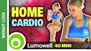 Full Body Fat Burning Cardio Workout