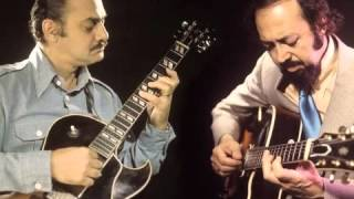 Barney Kessel - Softly As In A Morning Sunrise (live)