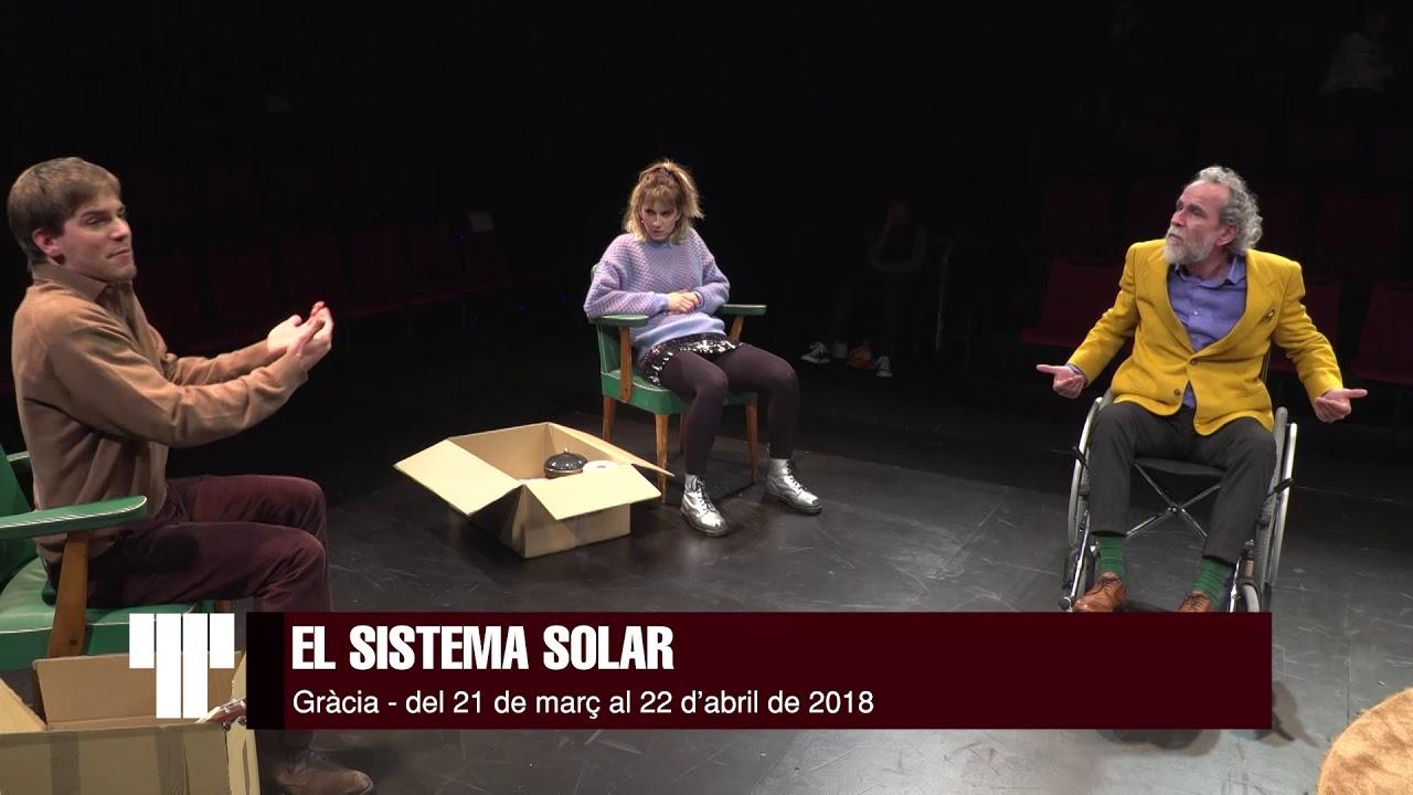 El Sistema Solar Recomanació Teatral Gema Moraleda Teatro