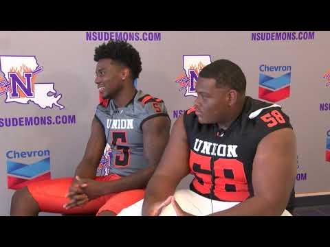 Recruit Video Interview: Union Parish High School Recruits!