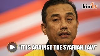 'Abolishment of death penalty is against the Syariah law'