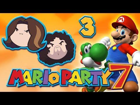 Mario Party 7: Toad Blows - PART 3 - Game Grumps VS