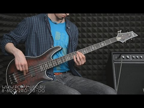 Бас-гитара SCHECTER HELLRAISER EXTREME-4