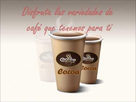 Coffe Cocoa Cafeteria