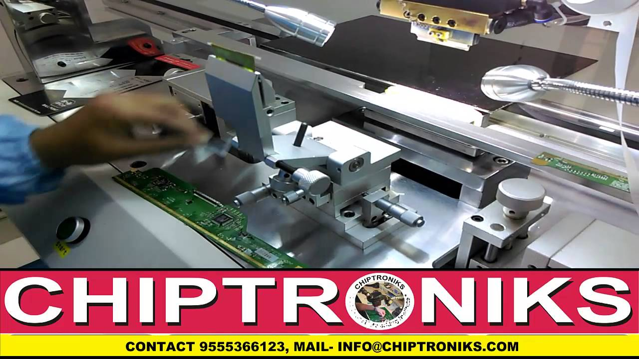 Led Lcd Panel Repair Service Repairing Machine Salesled Circuit Board Tools Training Course Etc Youtube