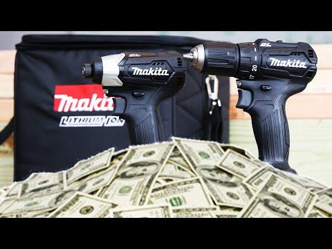 ARE MAKITA SUBCOMPACT POWER TOOLS WORTH THE MONEY?