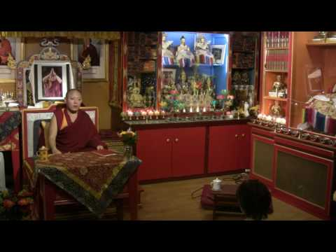 Awarenesses and Knowers with Geshe Ngawang Tenley (10/26/2016)